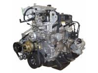 Двигатель УМЗ(ГазельБизнес Евро-3)(107л.с.,АИ-92) с поликл.рем.привода агрег.(с копрессором sd5) (4216.1000402-71)