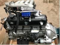 Двигатель УМЗ (Газель Бизнес Евро-4) под ГУР с поликл. ремнем,с ГБО ,без компрессора/новинка/ (421647.1000402-70)