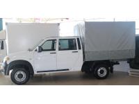 Каркас кузова УАЗ ПРОФИ двухрядная кабина 4х4 БСЕ