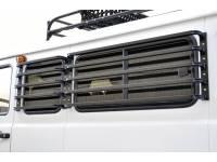 Защита окон на УАЗ 452