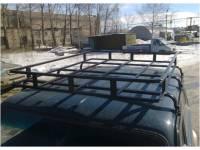 Багажник на Нива 3 дв. Корзинка 6 опор длина 1,50м