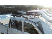Багажник на УАЗ Патриот Пикап Навигатор