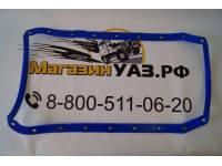 Прокладка поддона УАЗ Газ с металической шайбой силикон