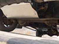 Защита рулевых тяг на новый УАЗ Патриот (алюм. лист 4 мм)