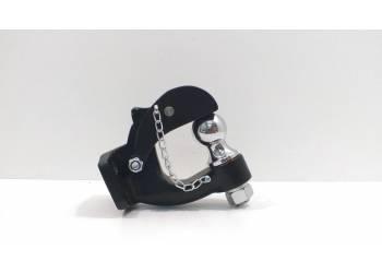 Фаркоп универсальное сцепное устройство Черный (хромированный шар)